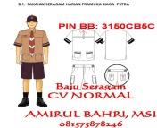 BAJU CV NORMAL 10